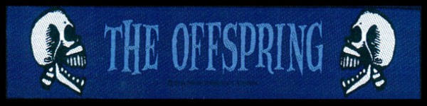 Offspring Skulls Patch