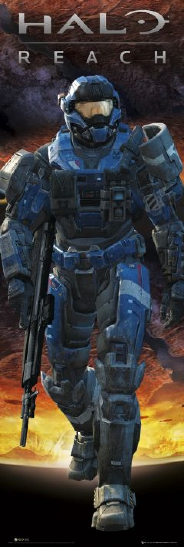List of Synonyms and Antonyms of the Word: halo reach carter
