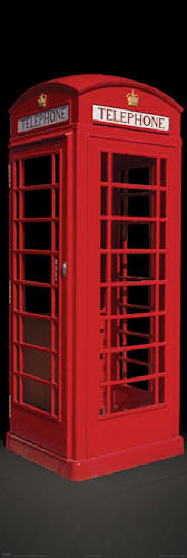 Telephone Box Door Poster