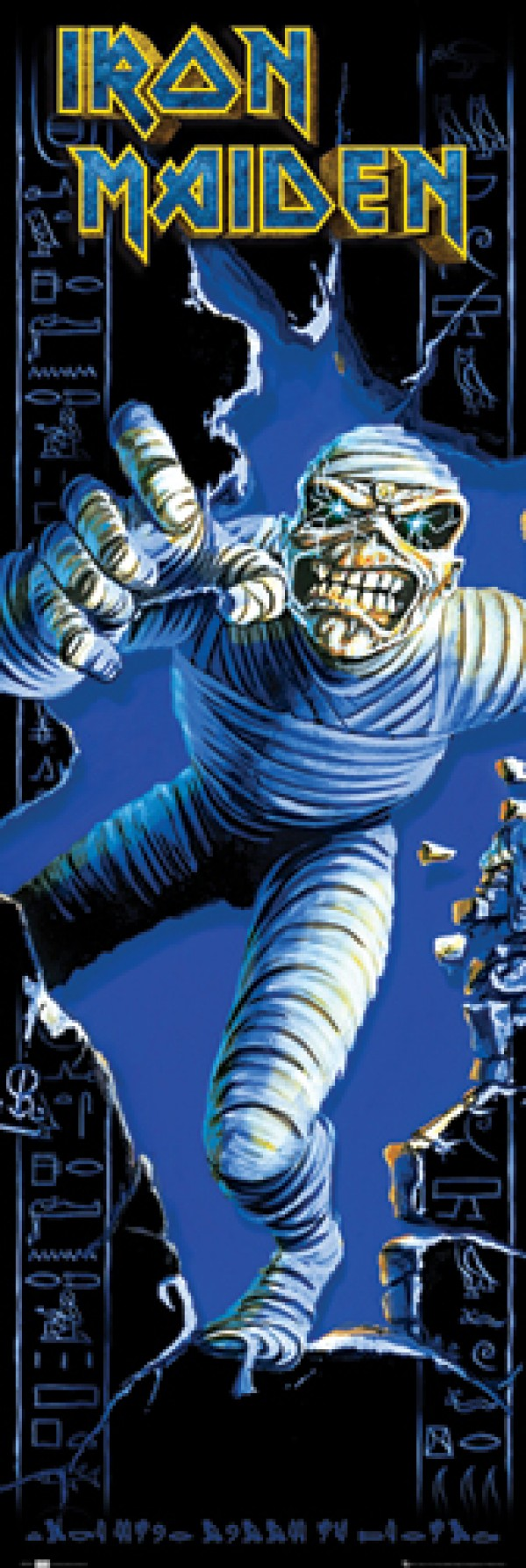 Iron maiden posters 2