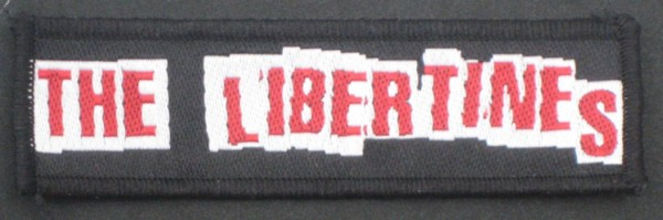 Libertines Logo Patch