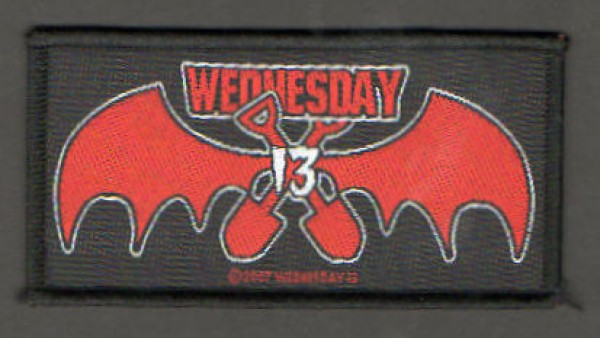 Wednesday 13 (Wings) Patch
