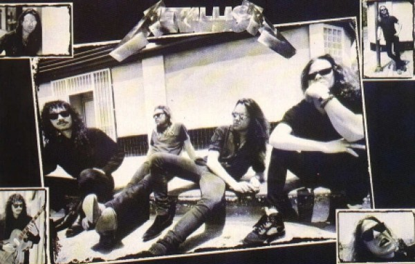 Metallica Group Giant Poster