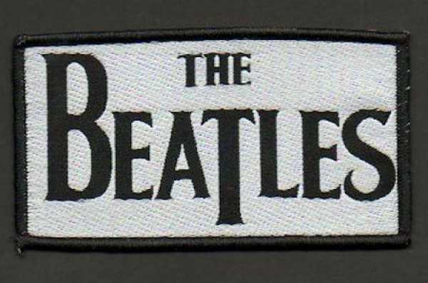 The Beatles patch featuring Classic Logo