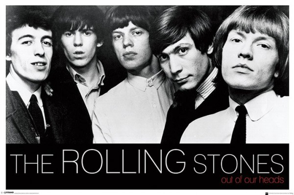 Rolling Stones (Out Of Our Heads) Poster