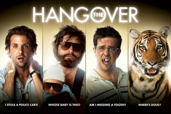 The Hangover Questions poster