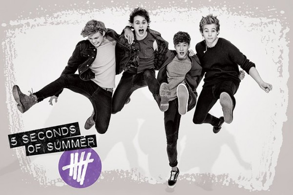 5 Seconds Of Summer (Jump) Poster