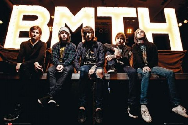 Bring Me The Horizon (Stage) Poster