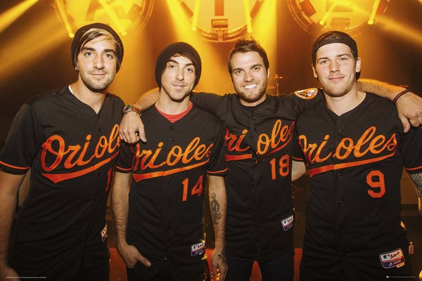 All Time Low (Orioles) Poster