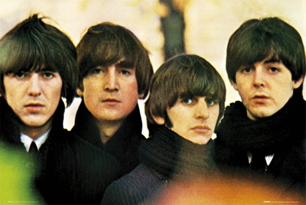 Beatles For Sale Poster