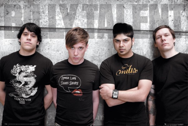 Billy Talent Poster