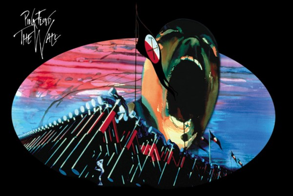 Pink Floyd The Wall Hammers Poster