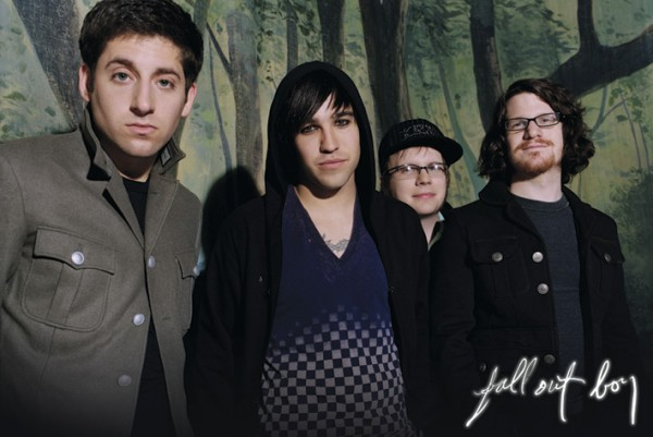 Fall Out Boy (Trees) Poster