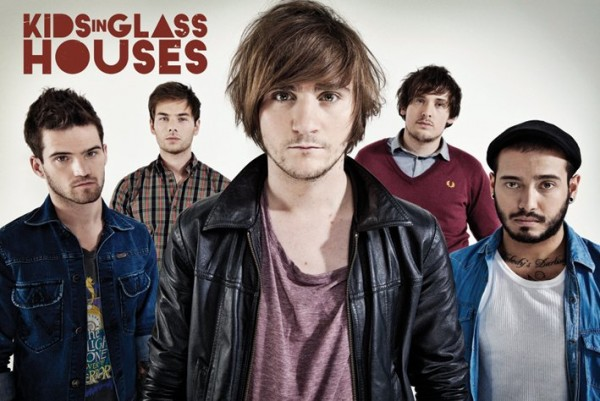 KIGH Kids In Glass Houses Dirt poster