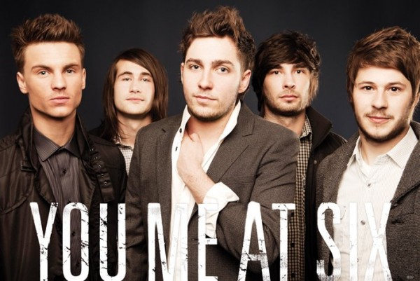 You Me At Six (Shirts) Poster