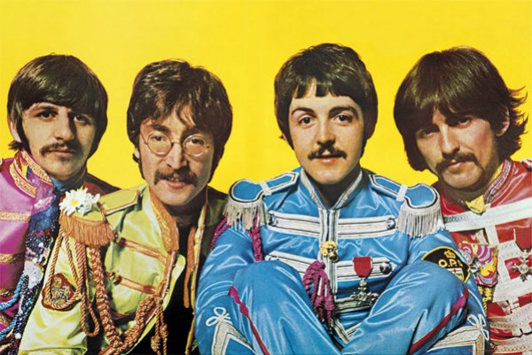Beatles (Lonely Hearts Club) Poster
