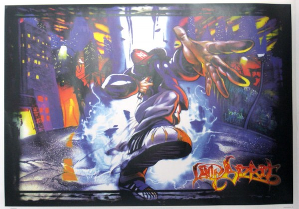 Limp Bizkit Significant Other Poster
