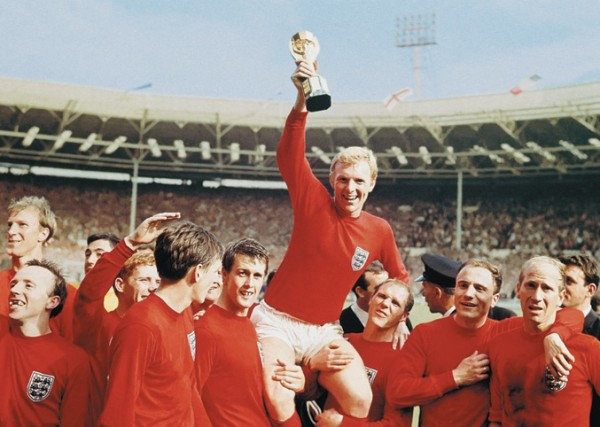 England 1966 World Cup Poster