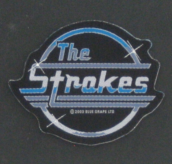 Strokes Logo Patch