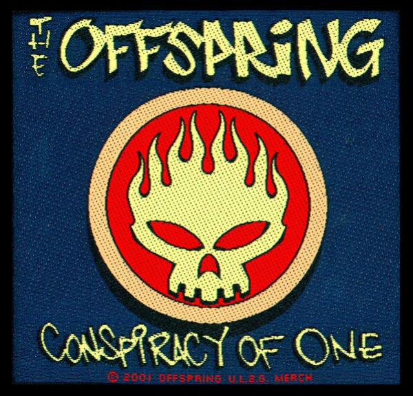 Offspring Conspiracy Of One Patch