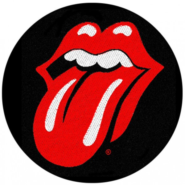 Rolling Stones Lips & Tongue Patch