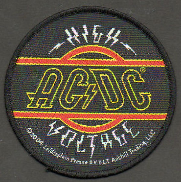 AC/DC High Voltage Patch