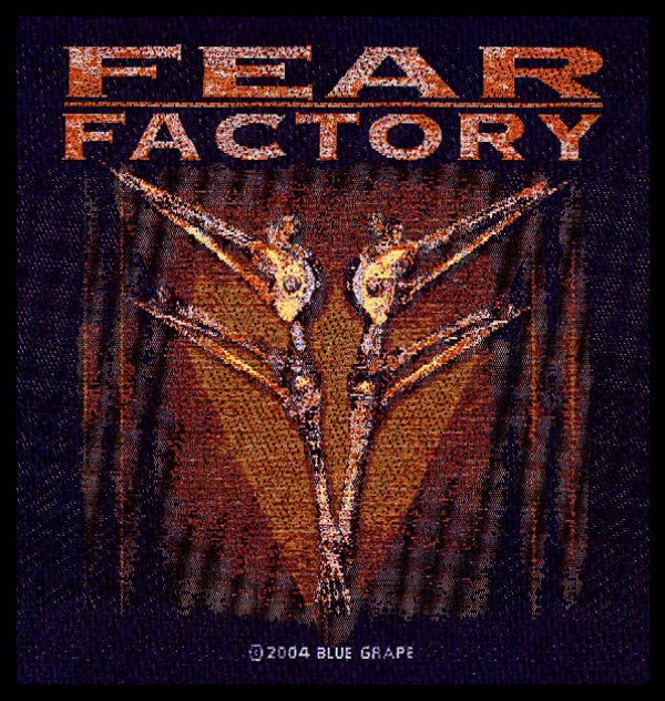 Fear Factory Archetype Patch