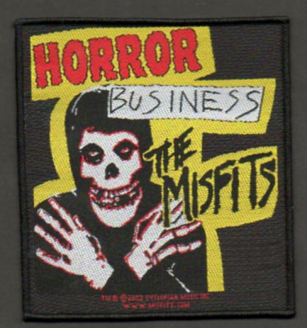 Misfits Horror Business Patch