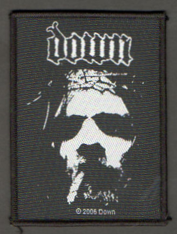 Down (Face) Patch