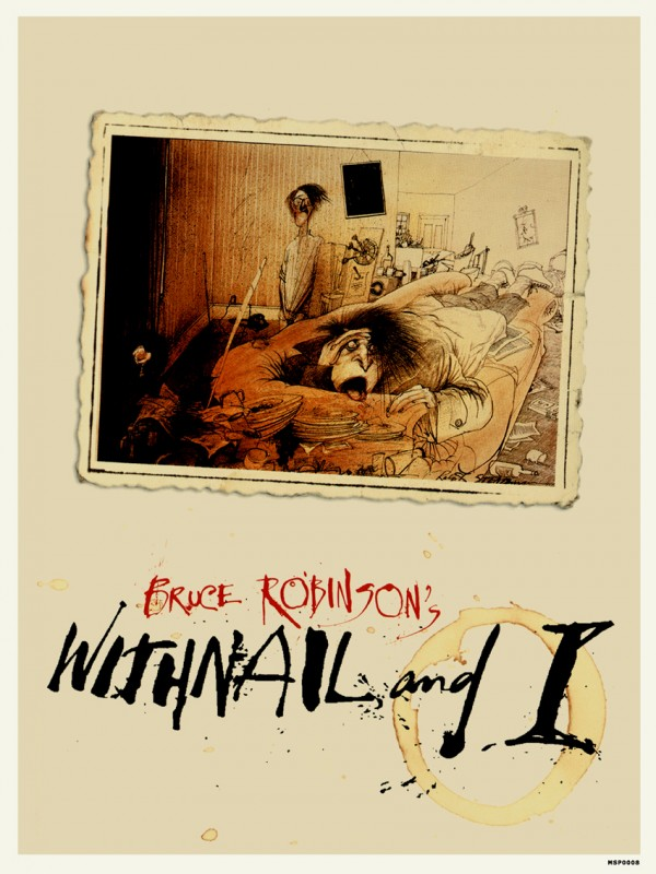 Withnail And I Film Print