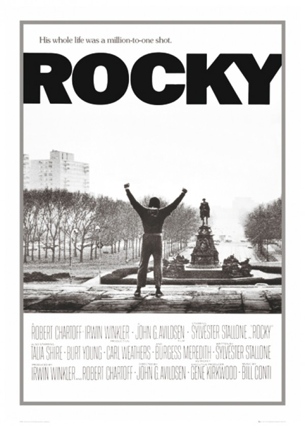 Rocky Giant Poster