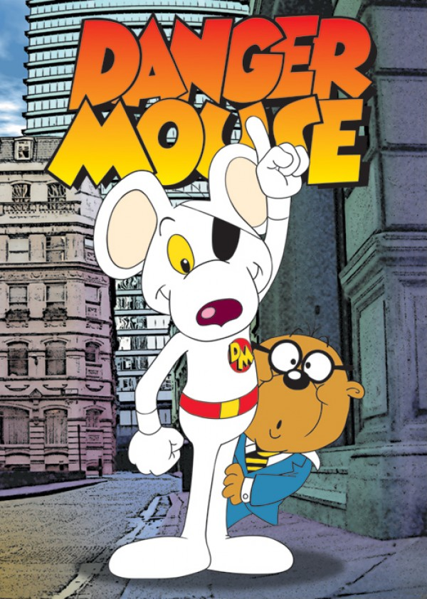 Dangermouse Poster
