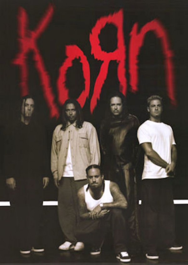 Korn (Group) Giant Poster