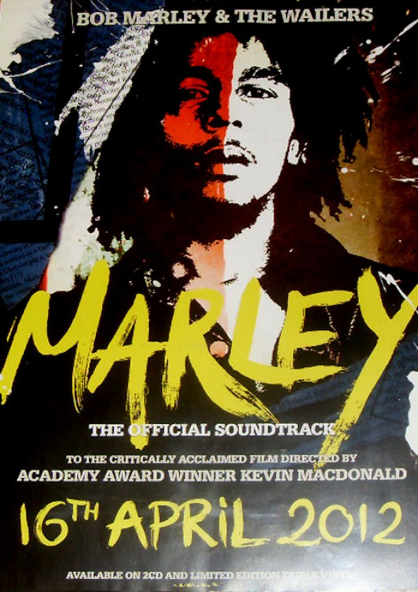 bob marley posters bob marley film soundtrack promo poster panic posters. Black Bedroom Furniture Sets. Home Design Ideas
