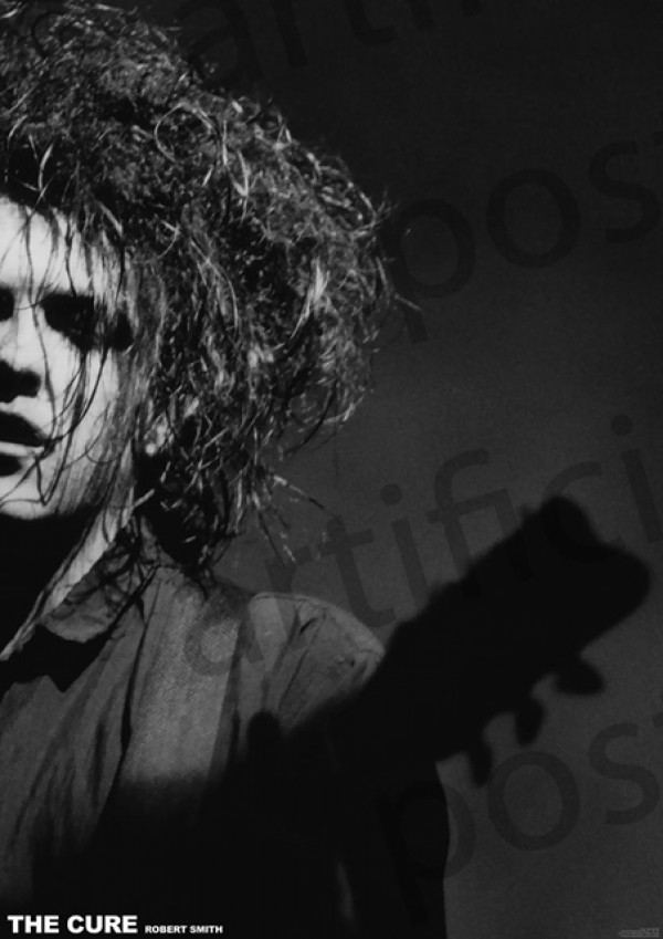 Cure (Robert Smith) Poster