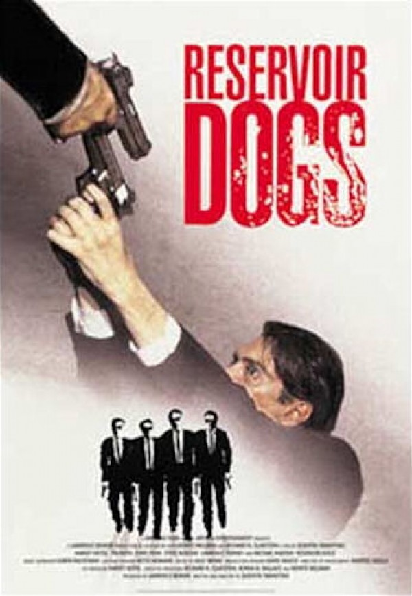 Reservoir Dogs Guns (Mr Orange) Poster