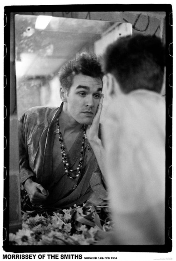 Smiths Morrissey Poster
