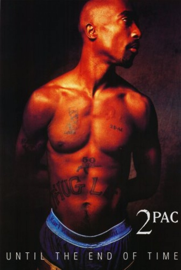 2Pac Until The End Of Time Poster