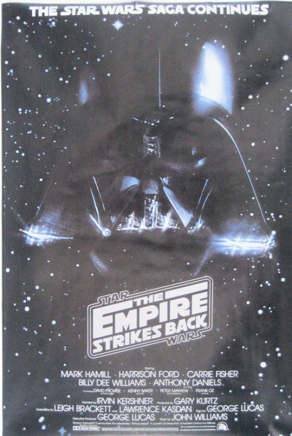 Star Wars Empire Strikes Back Poster (Import)