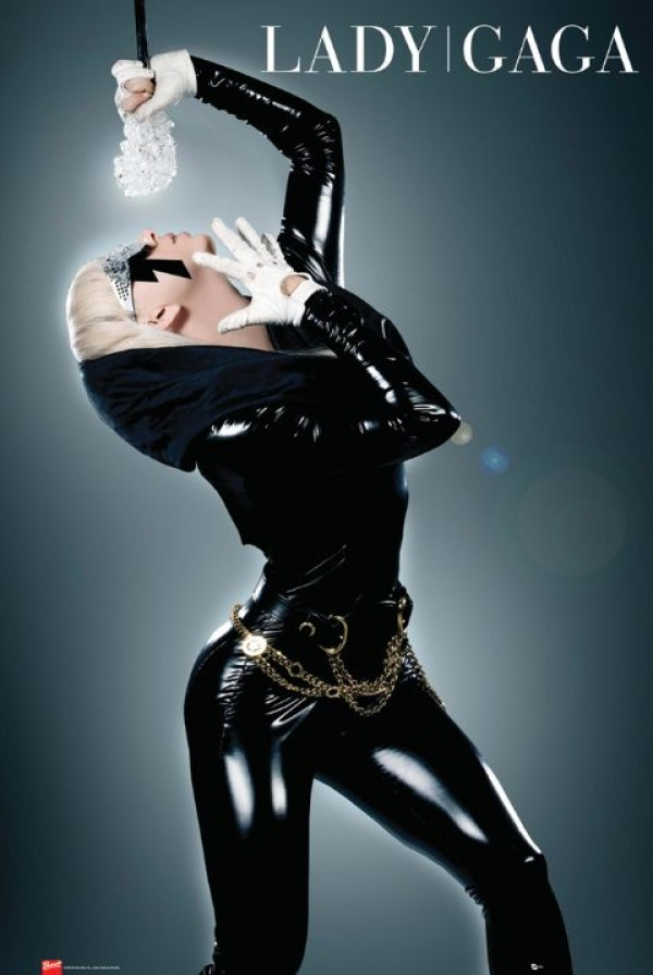 Lady Gaga The Fame Poster