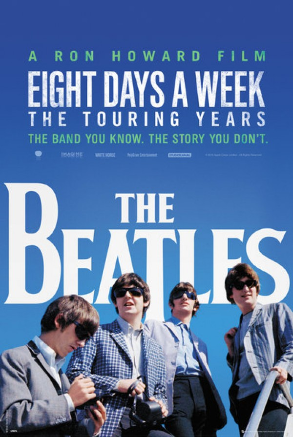Beatles (Eight Days A Week) Poster
