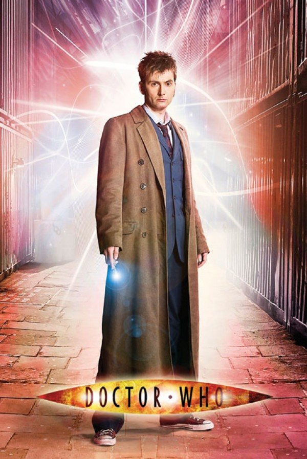 Doctor Who David Tennant Poster