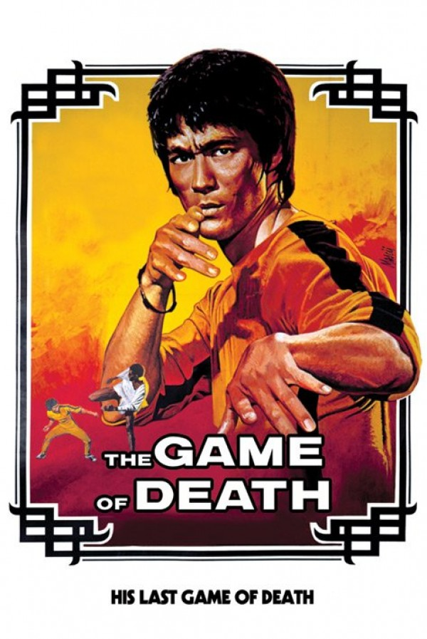 Bruce Lee Game Of Death Poster