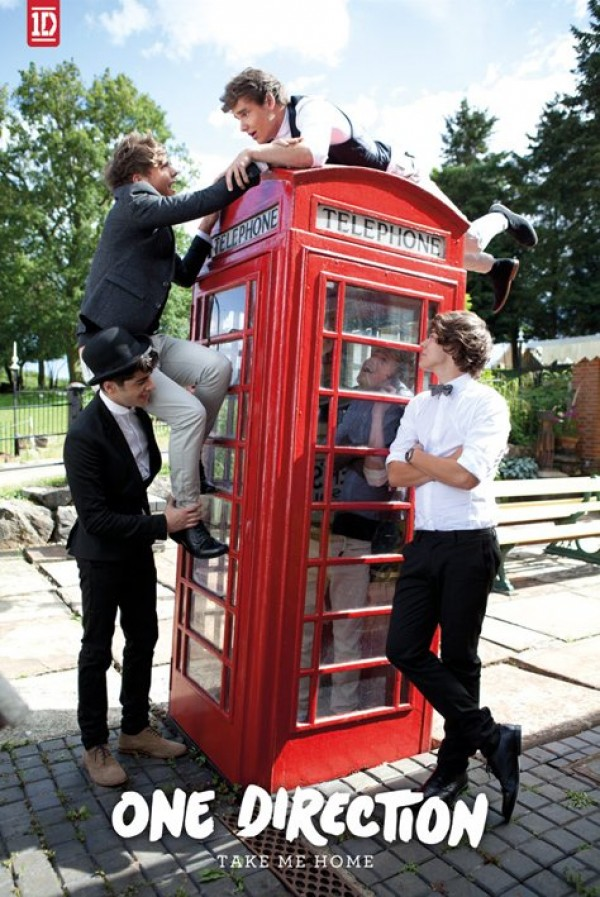 Take me home video official