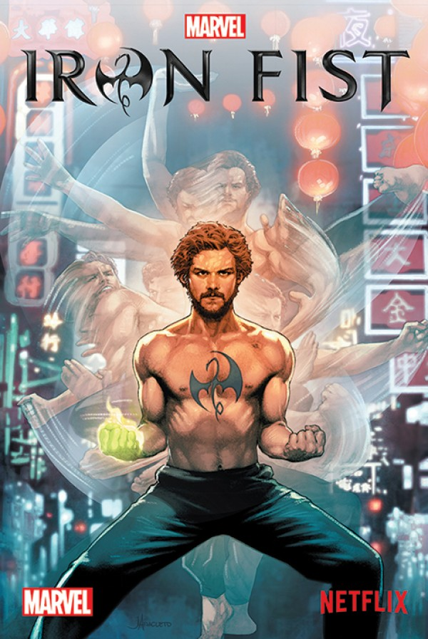 Iron Fist (Comic) Poster