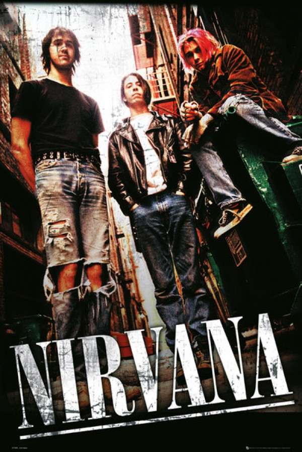 Nirvana (Alley) Poster