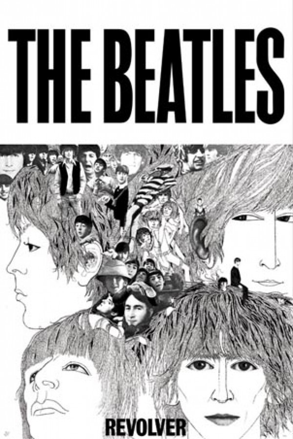 Beatles posters - Buy this Beatles Revolver poster HWR1221