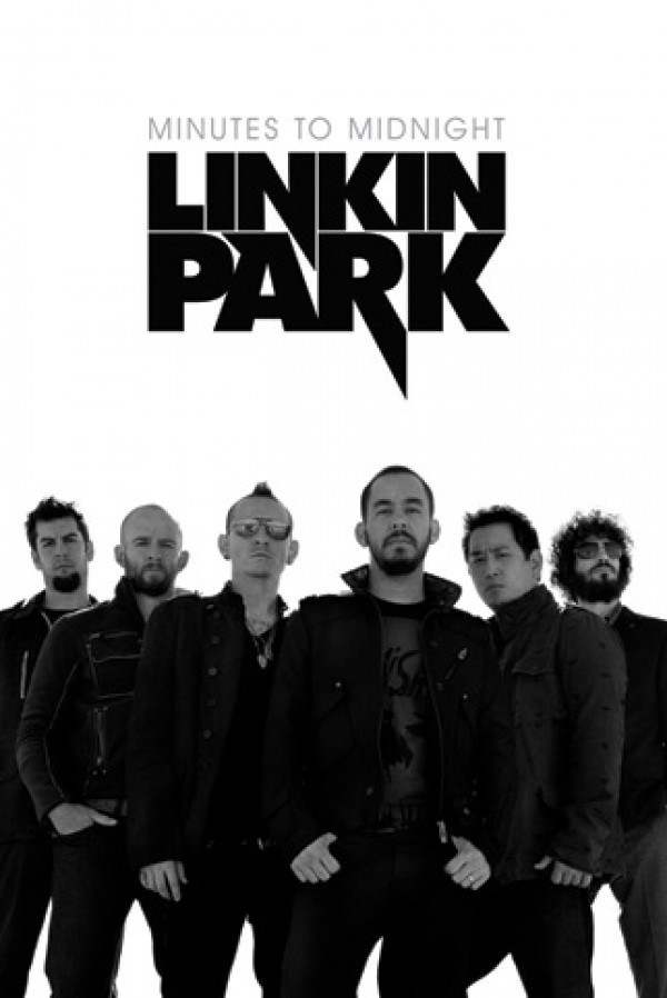 Linkin Park Minutes To Midnight Poster