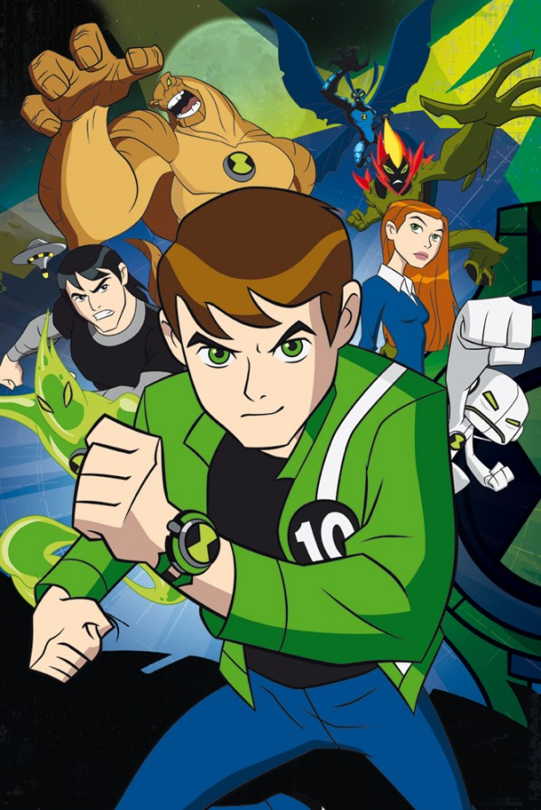 Ben 10 Aliens Force