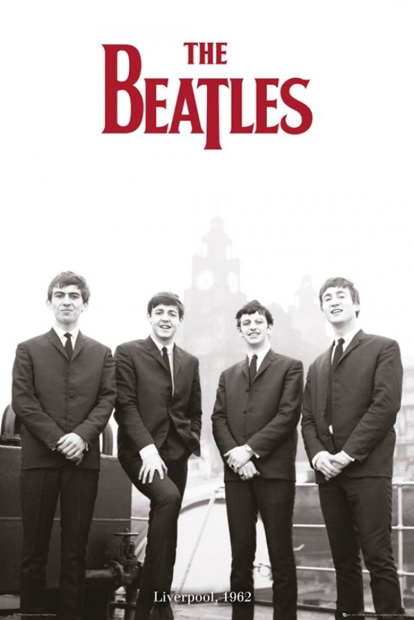 Beatles (Liverpool 1962) Poster